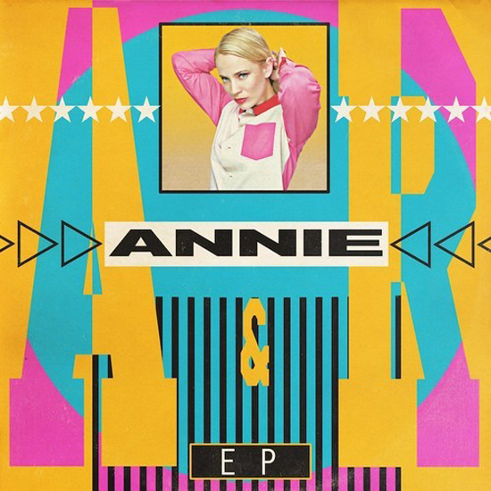 New Shit From Bergen: Annie – Invisible