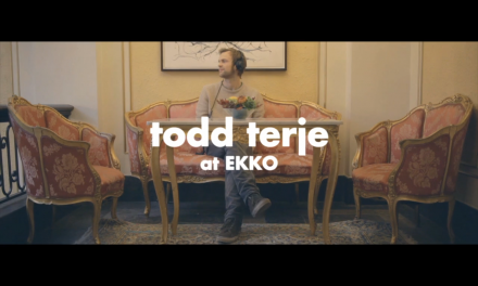 New Shit From Bergen: Todd Terje – Ekkofestivalen 2012
