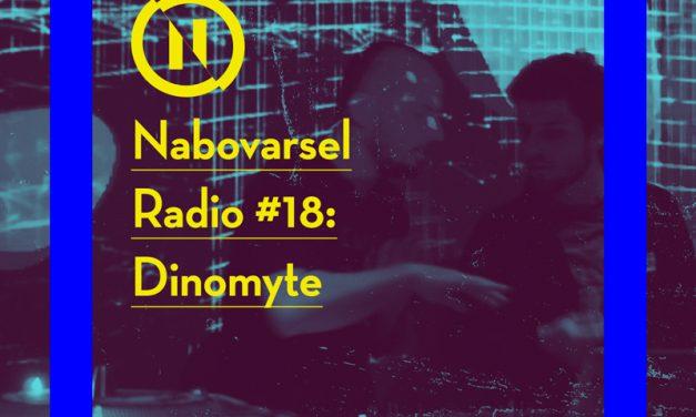 Nabovarsel Radio #18: Dinomyte (King Klang lydsystem)