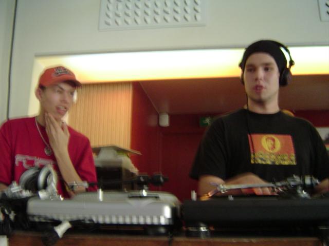 Kasper og Oiva dj - Landmark