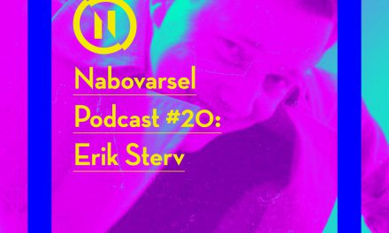 Podcast episode 20: Erik Sterv