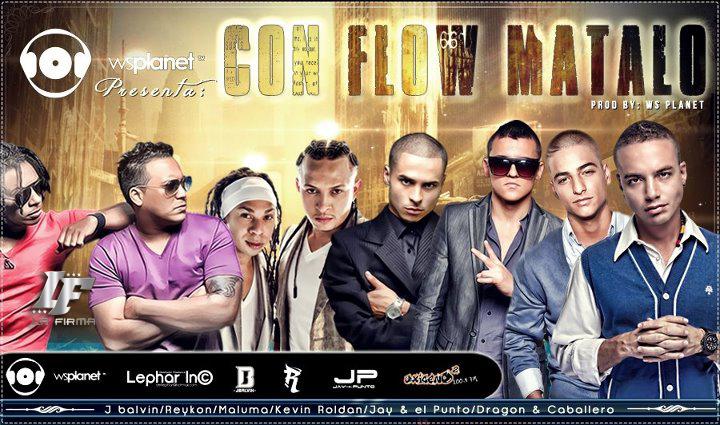 Con Flow Matalo