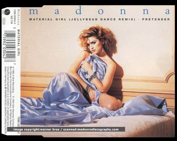 Material Girl (Front)