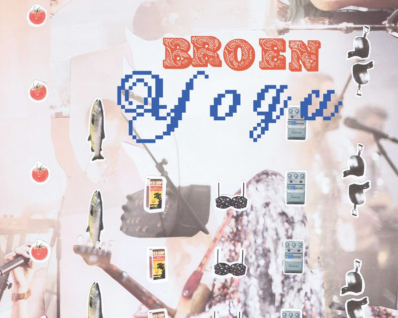 Broen – Yoga [NEW ALBUM]