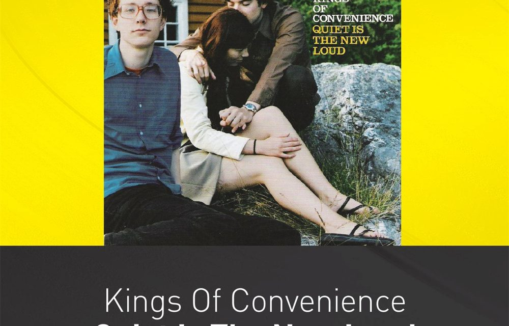 Naboprat 001: Ørjan Nilsson (Kings of Convenience, BA)