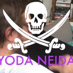 Yoda Neida #59: Alien Pirates of the Covenant-utgaven