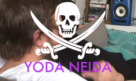 Yoda Neida #59: Alien Pirates of the Covenant-utgaven