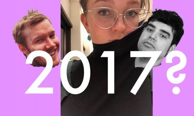 Yoda Neida #72: Hva var 2017? (med Oda Vige Helle)