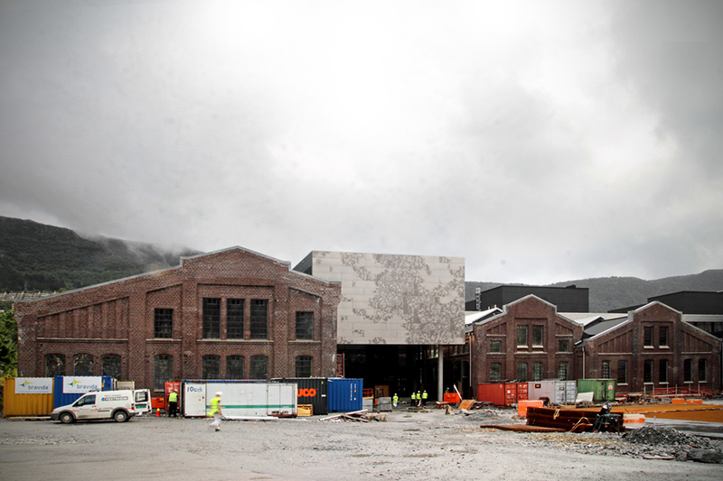 New Shit From Bergen: HiBs Construction Site Blog