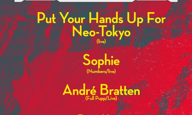 10 år! Put Your Hands Up For Neo-Tokyo (live) + Sophie (Numbers) + André Bratten
