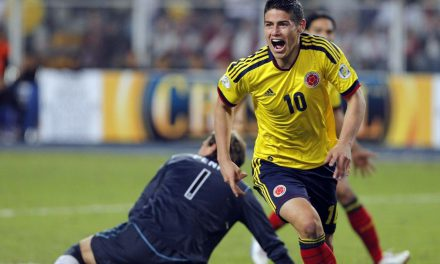 Colombia 10: James Rodríguez