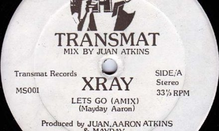 Teknotorsdag: X-Ray – Let's Go/Untitled