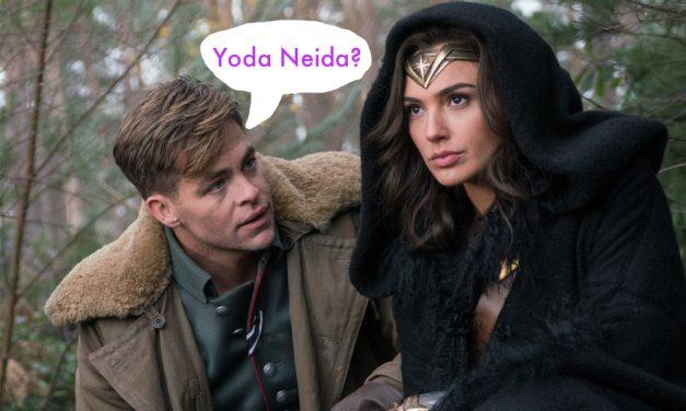 Yoda Neida #62: All Eyez on Wonder Woman-utgaven
