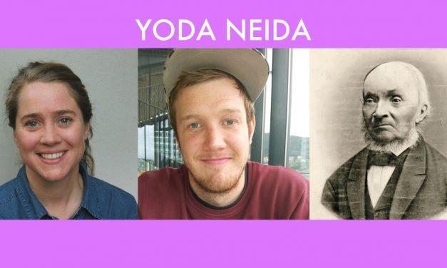 Yoda Neida #69: Norsk filmkritikk? (med Brit Aksnes)