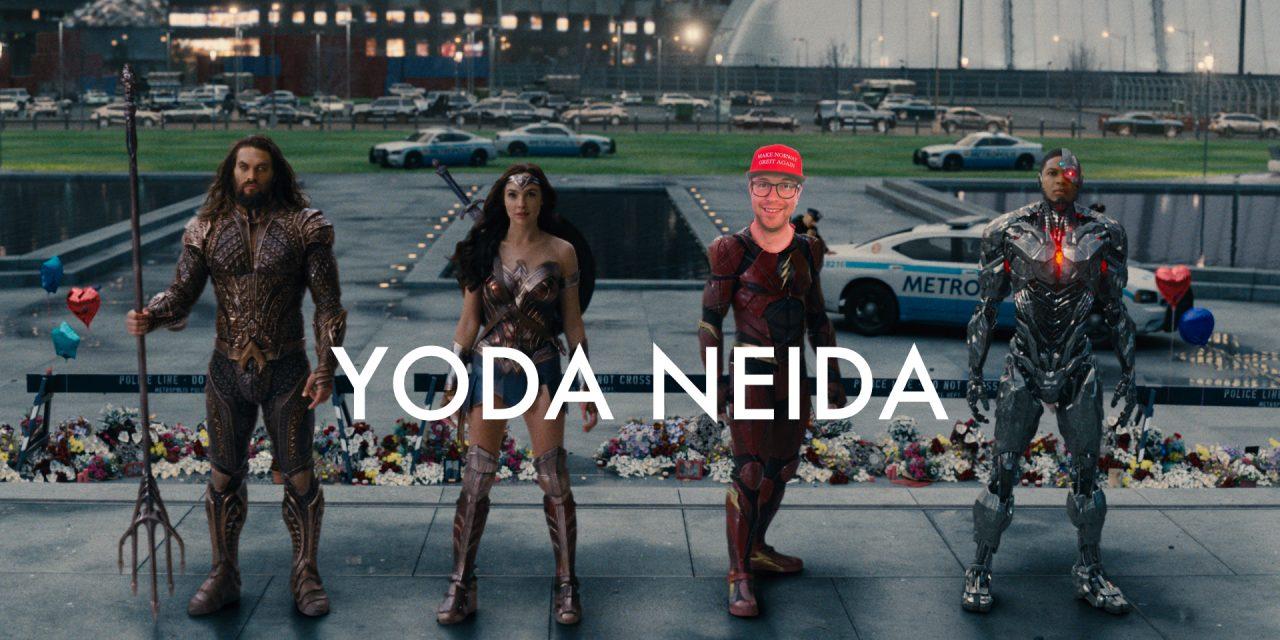 Yoda Neida #70: Spørsmål fra lyttere + Justice League