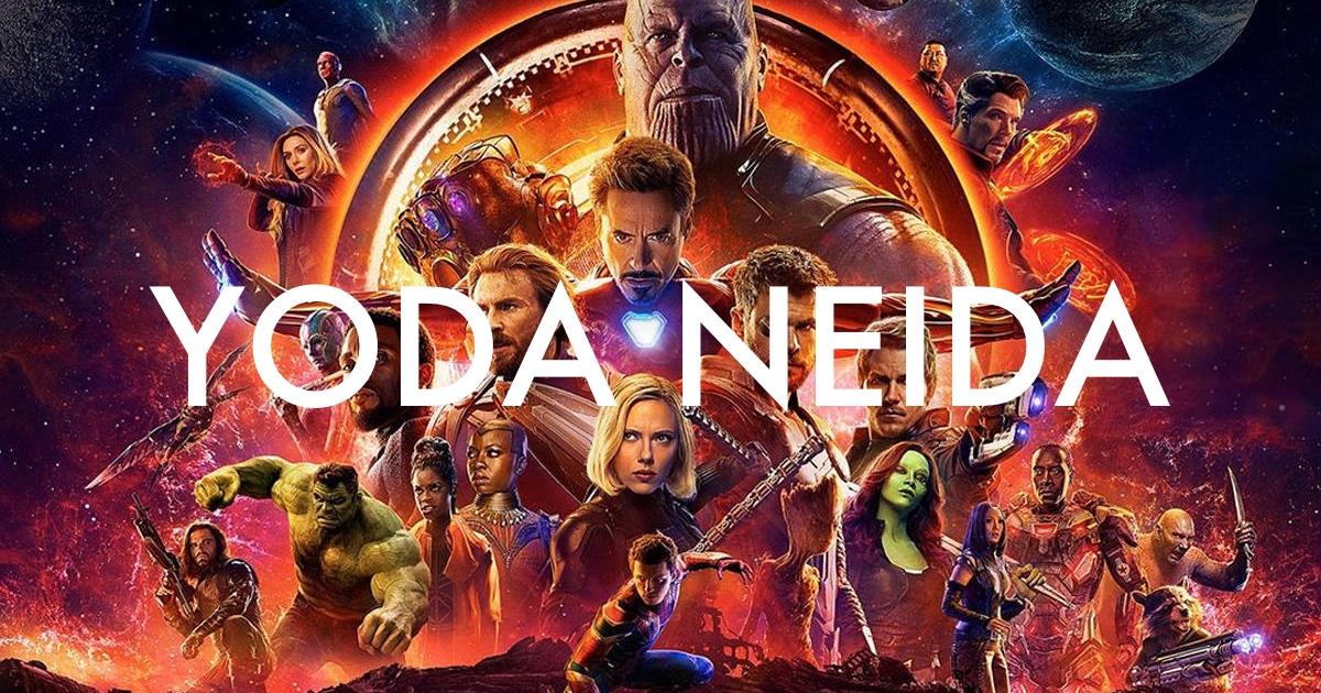 Yoda Neida #76: Avengers: Infinity Wars — spoilerspesial!